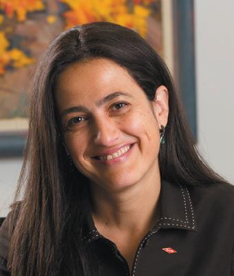 Ester Baiget, 1a edició MBA URV.