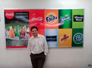 Josep Maria Pàmies, Business Transformation Manager - Industrial Program Lead a Equatorial Coca-Cola Bottling.