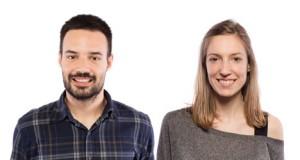 Miquel Antolín i Mireia Trepat (20a edició MBA-URV)